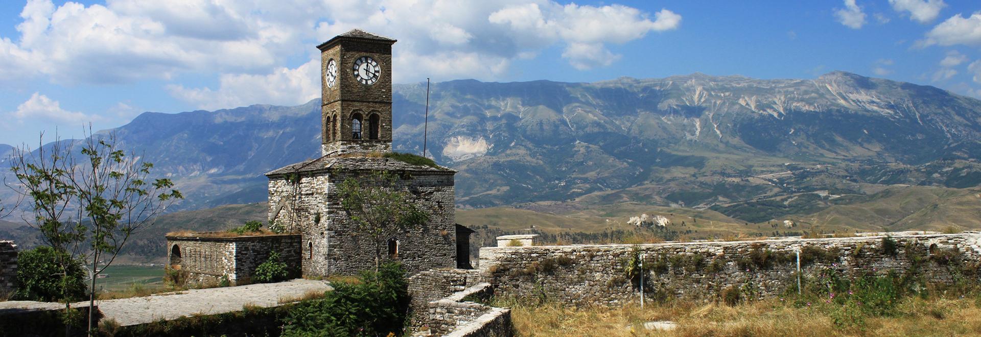 Gjirokaster Albanie tour nature et culture