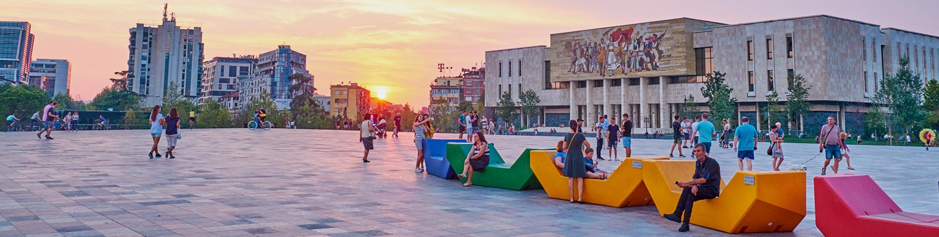 Place skanderbeg_mini circuit Albanie 3 jours