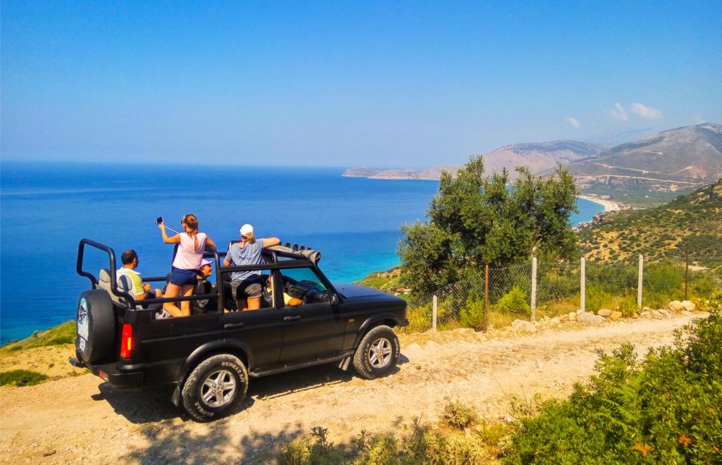 Sarande, voyages et vacances en albanie