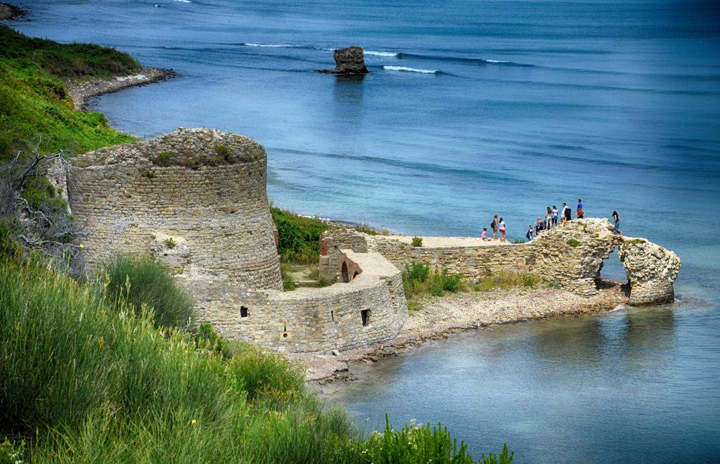 Durres, Kepi i rodonit, voyages et vacances en Albanie