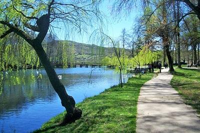 Parc du Drilon Albanie, _Pogradec, voyages et vacances en Albanie