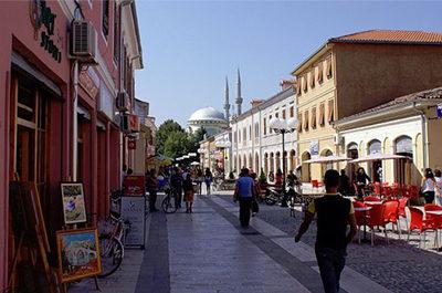 Shkoder Pedonaljia Albanie, voyages et vacances en Albanie