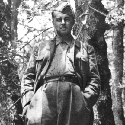 Enver Hoxha a Odrican