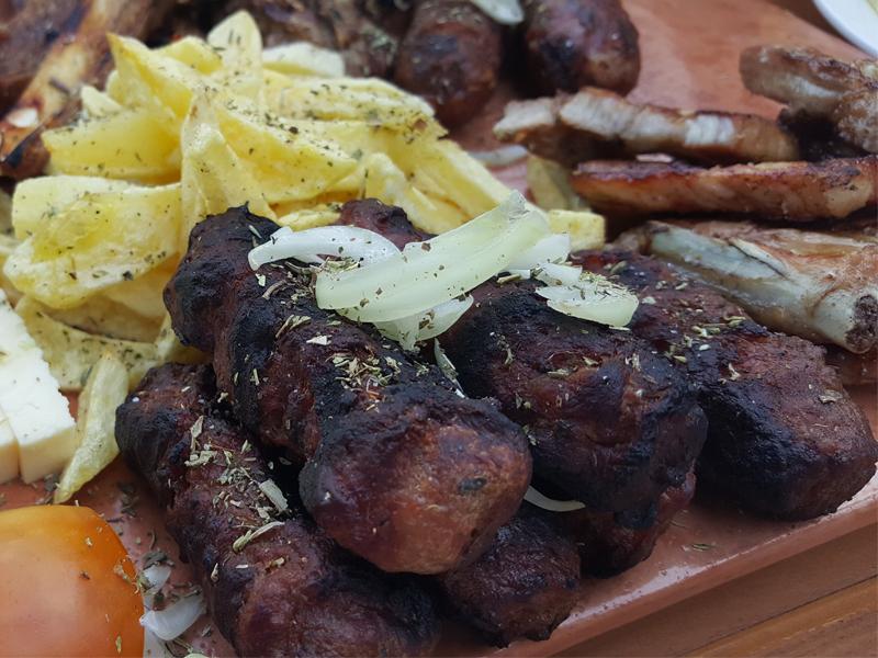 La cuisine albanaise_kernacka